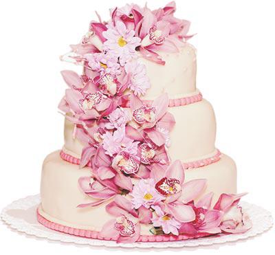 Gostilna LIPAN - poročna torta