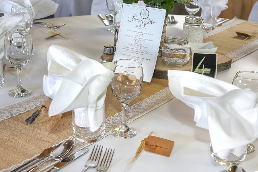 Gostilna-LIPAN - Poročna dekoracija